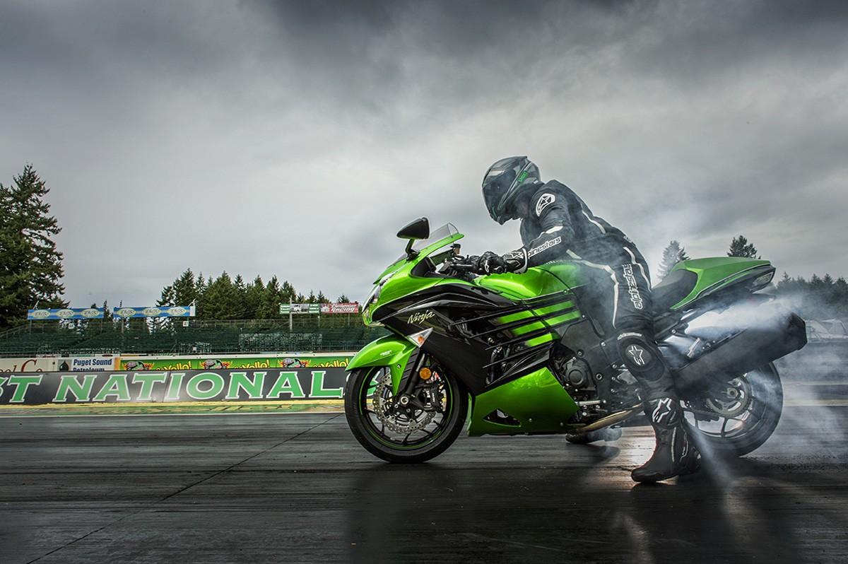 Kawasaki Zx 14r Abs 2016 2017 Autoevolution
