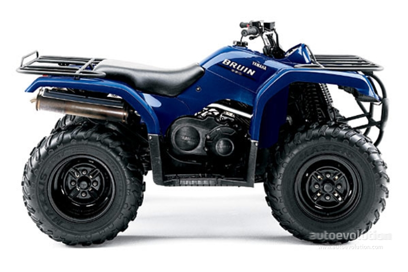 Yamaha Bruin Seat