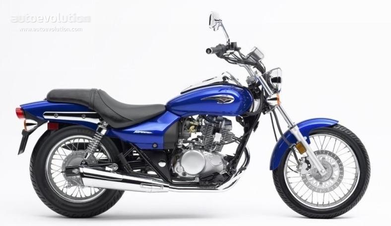 Kawasaki Eliminator 125 Specs 1997 1998 1999 2000