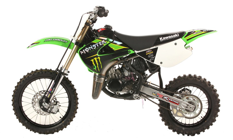 KAWASAKI KX85 II Monster Energy / Pro Circuit Limited ...