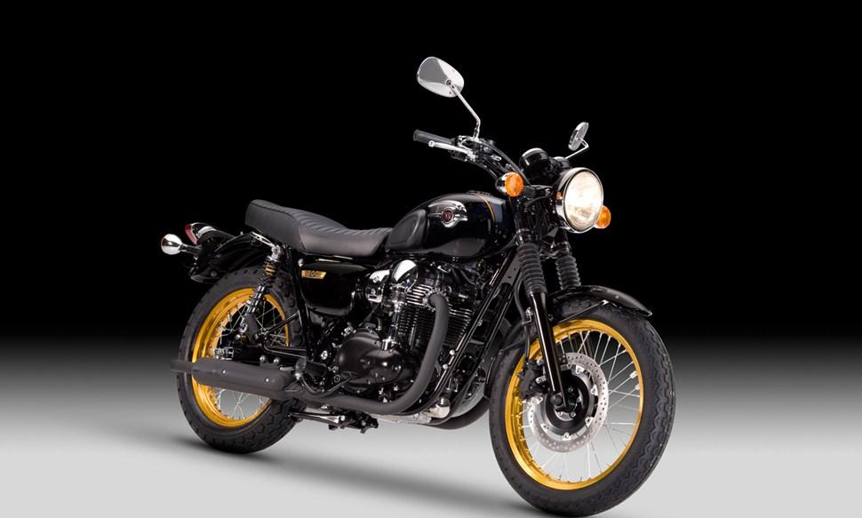 Kawasaki Kawasaki W800 Special Edition Specs 2011 2012