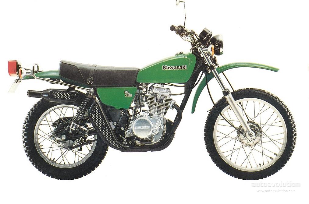 Kawasaki Kl For Sale