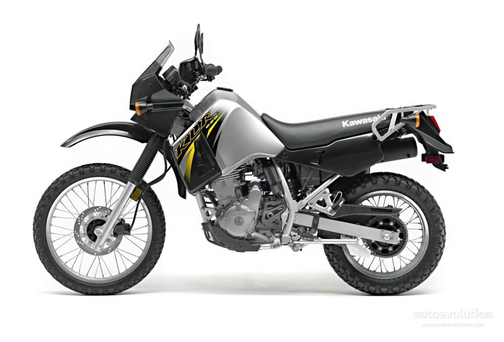 Kawasaki Klr 650 - 2007  2008  2009  2010  2011  2012  2013  2014  2015  2016