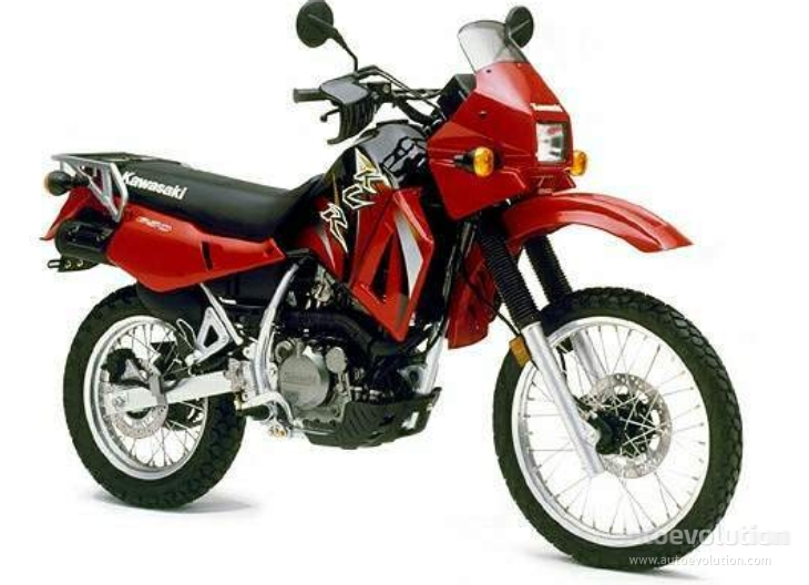 Kawasaki Klr 650 Usa Model 2000 2001 2002 Autoevolution