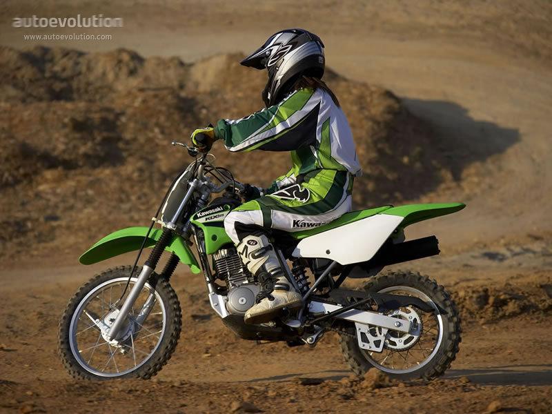 Kawasaki Klx 125 2003 2004 2005 2006 2007 2008