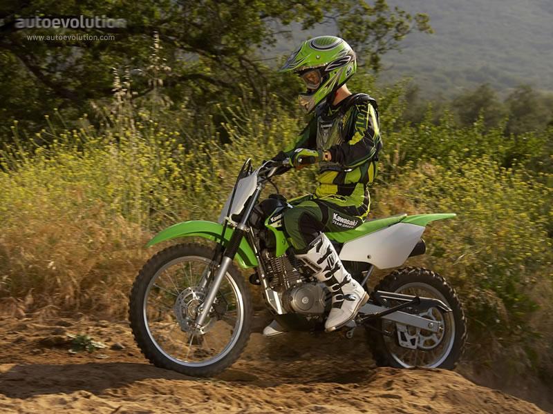 Kawasaki Klx 125 L 2006 2007 2008 2009 2010 2011