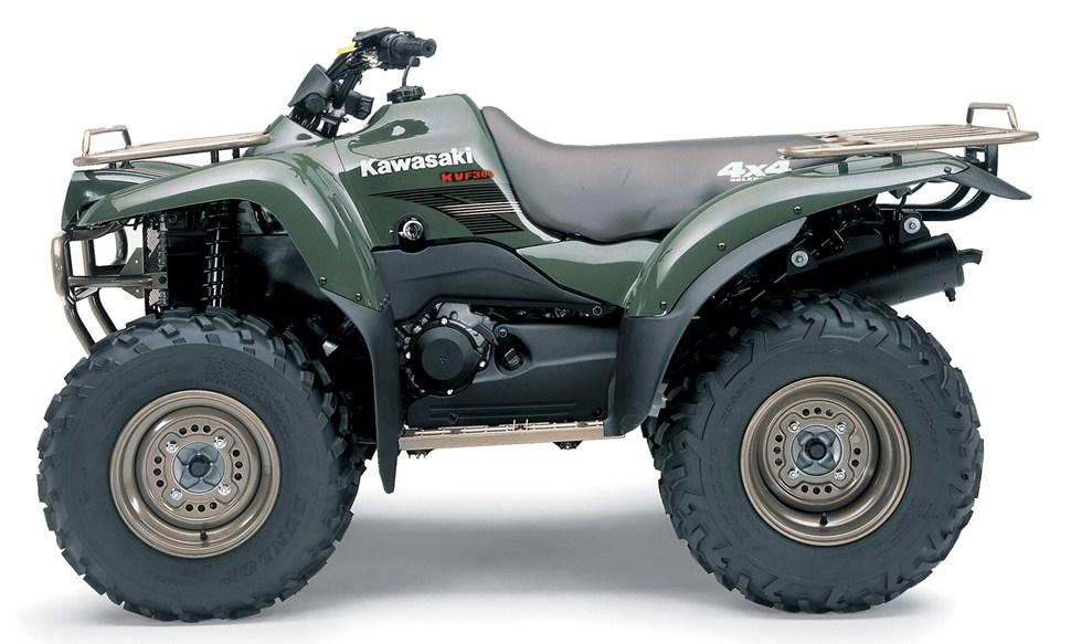 Kawasaki kvf360 4x4 specs 2003 2004 autoevolution kawasaki kvf360 4x4 2003 2004 sciox Gallery