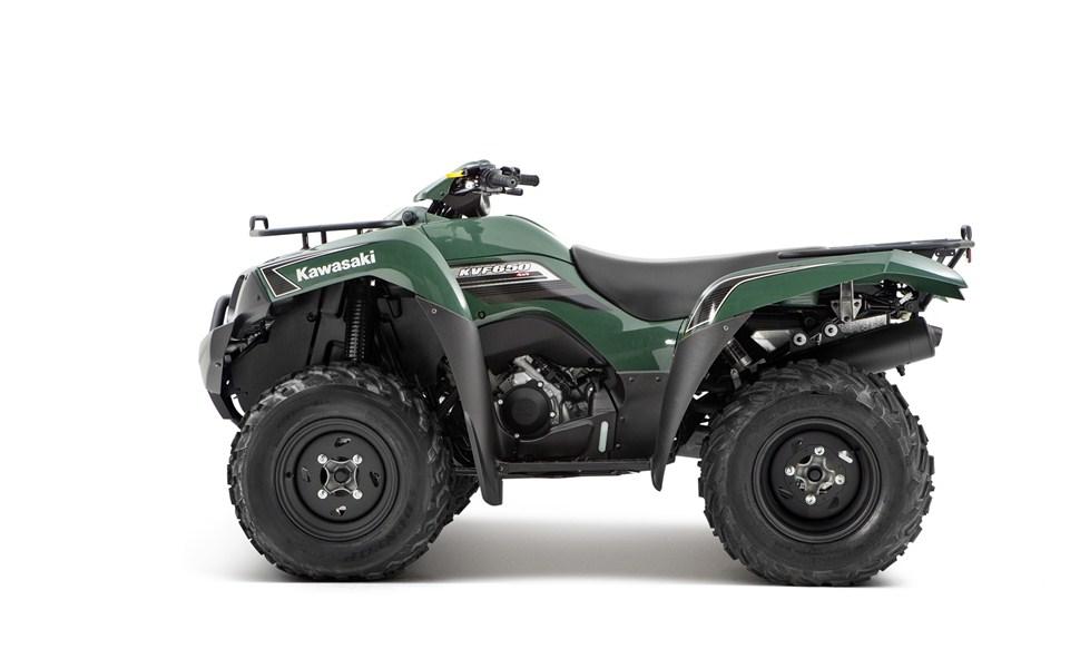 Kawasaki Prairie  Green New