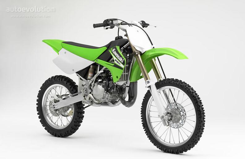 Kawasaki Kx 100 Specs