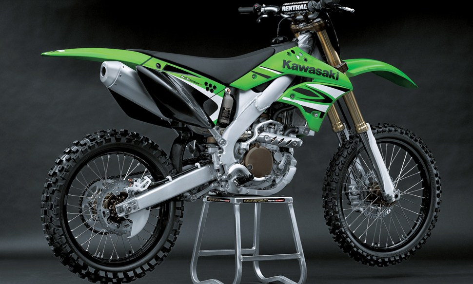 Kawasaki Dirt Bike Models