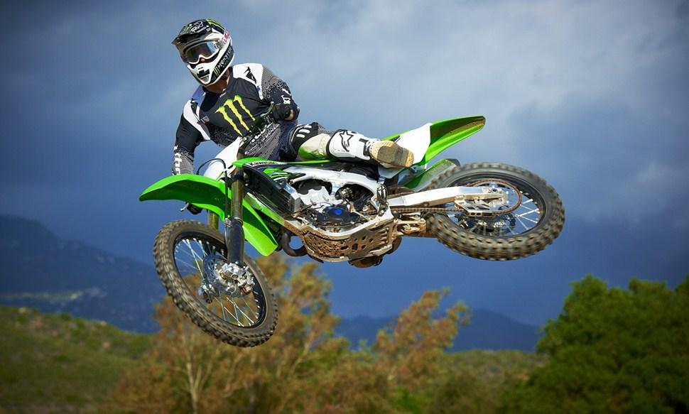 Height Of Rider For Kawasaki Kx F