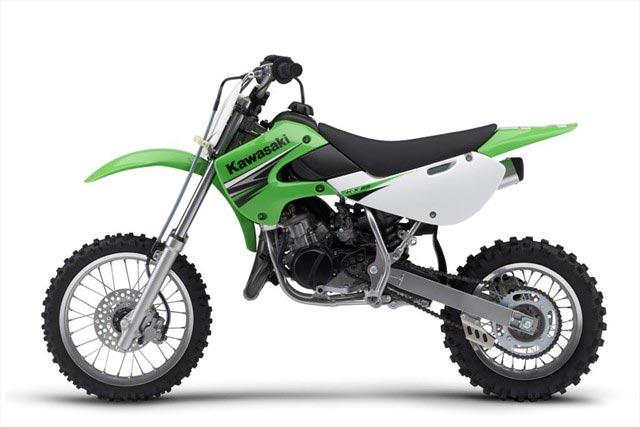 2008 Kawasaki KX65 - Moto.ZombDrive.COM