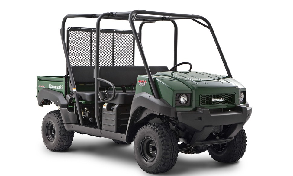 Kawasaki Mule Trans X Reviews