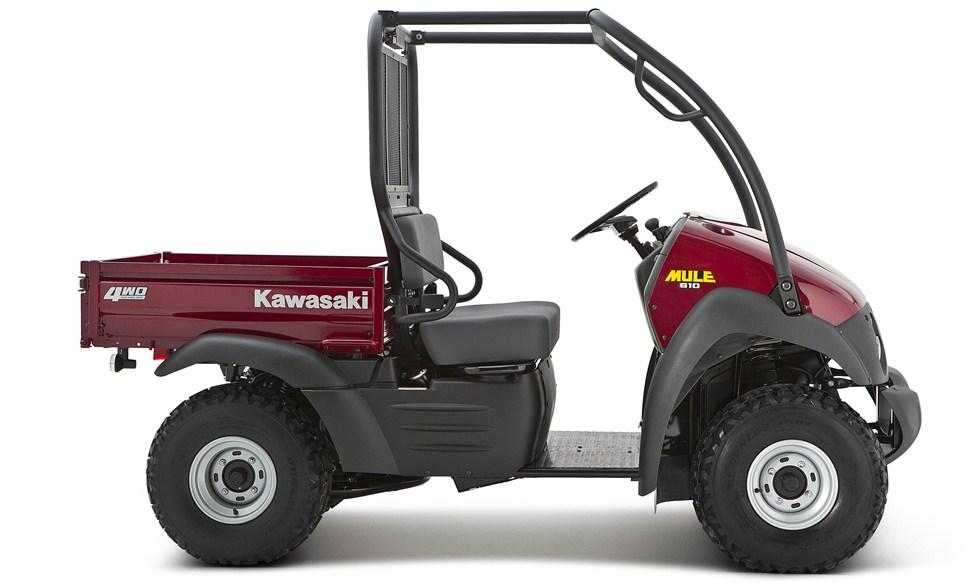 Kawasaki Mule New Accessories