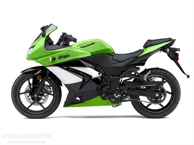 KAWASAKI Ninja 250R specs - 2009, 2010, 2011, 2012, 2013, 2014, 2015