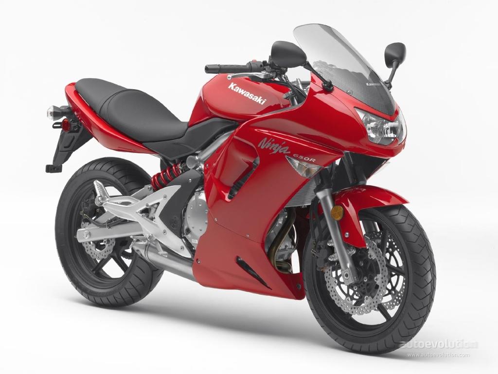 Kawasaki Ninja 650r 2006 2007 2008 2009 2010 2011