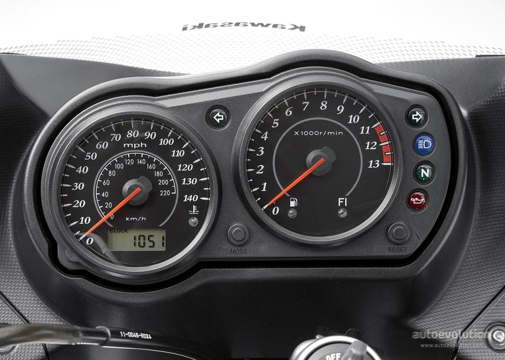 2013 Kawasaki Ninja 650 Top Speed - David Batty: The Garage