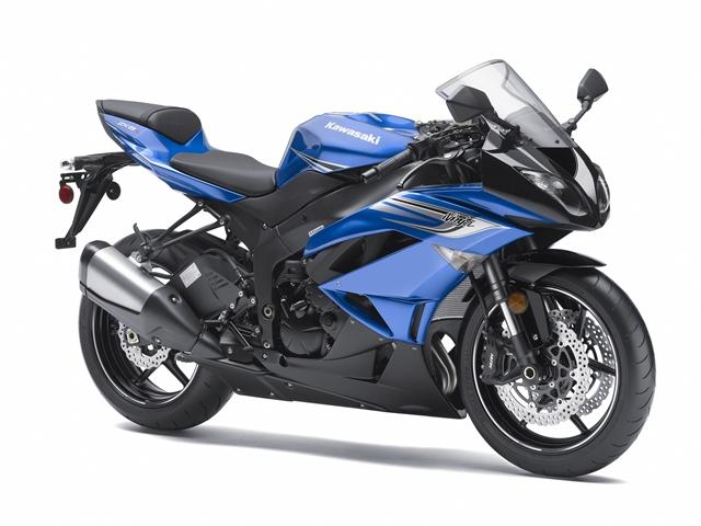 2010 Kawasaki Ninja ZX-6R Gallery 344888   Top Speed
