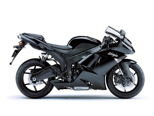 Kawasaki Ninja Zx-6r Specs - 2007  2008