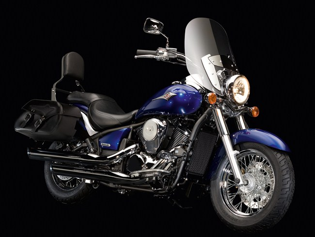kawasaki vn900 light tourer specs 2009 2010 autoevolution. Black Bedroom Furniture Sets. Home Design Ideas
