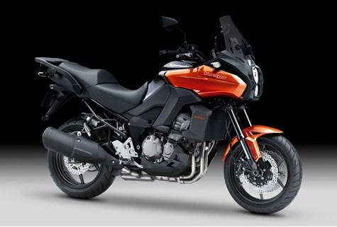 2013 Kawasaki Versys 1000 Grand Tourer - Moto.ZombDrive.COM