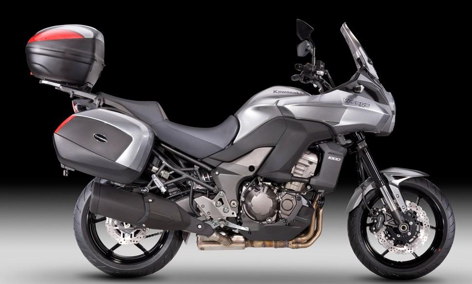Kawasaki Versys  Touring