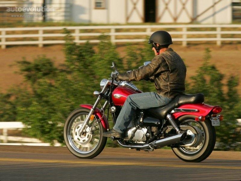 KAWASAKI Vulcan 500 LTD specs - 2006, 2007, 2008, 2009, 2010, 2011 ...