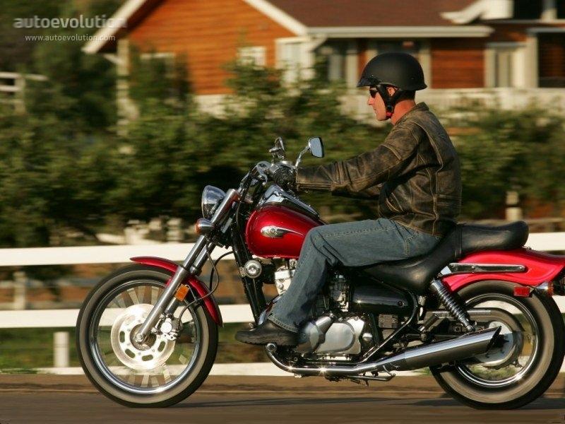 Kawasaki Vulcan 500 Ltd 2006 2007 2008 2009 2010