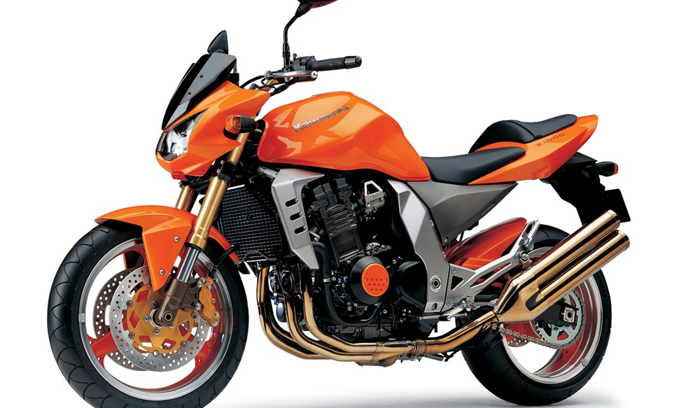 KAWASAKI Z1000 specs - 2003, 2004 - autoevolution
