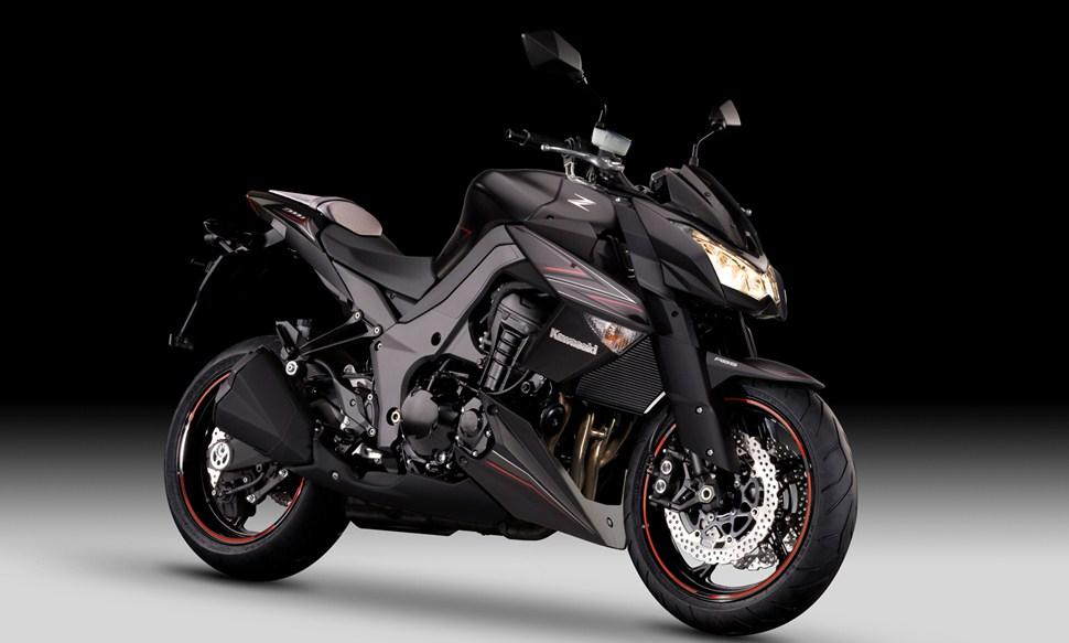 KAWASAKI Z1000 Black Edition 2011