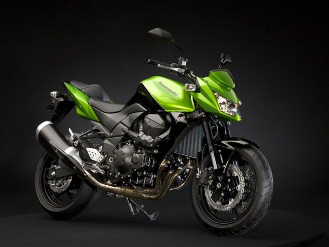 Kawasaki Z750 2007 750cc Review - YouTube