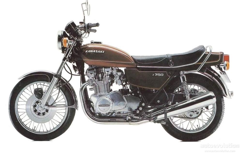 KAWASAKI Z 750 L specs - 1976, 1977, 1978, 1979, 1980