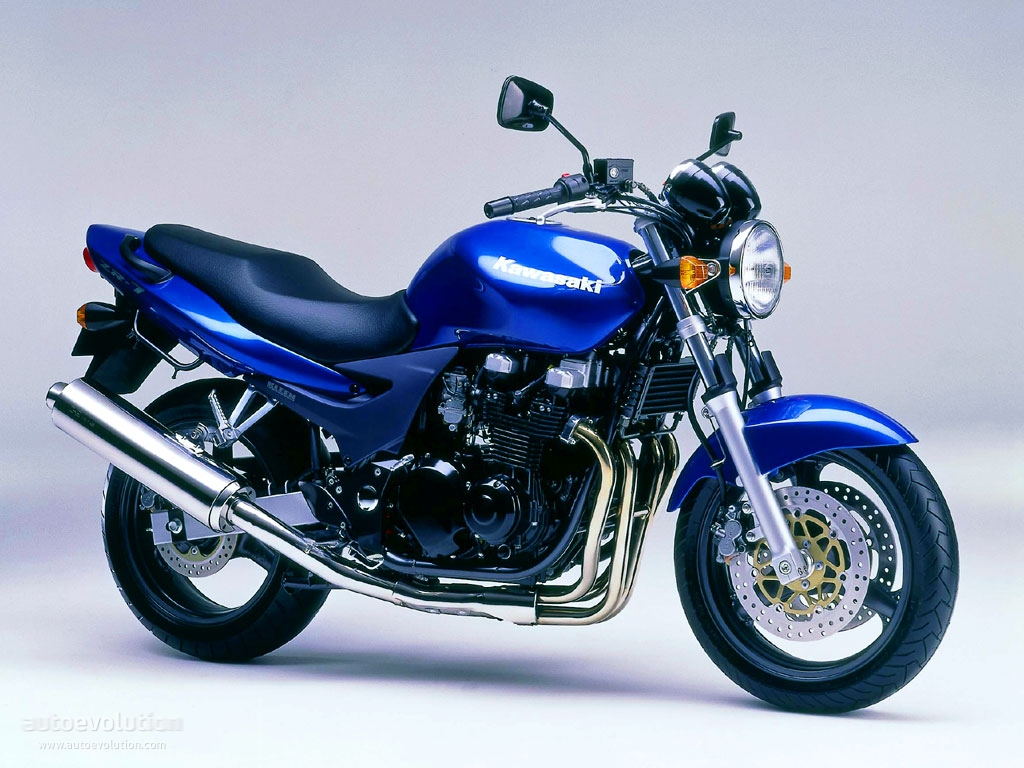 Zr  Kawasaki Scheda Tecnica