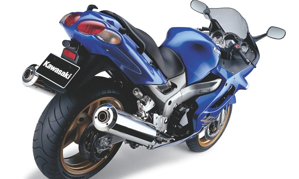 KAWASAKI ZZR1200 - 2003, 2004 - autoevolution