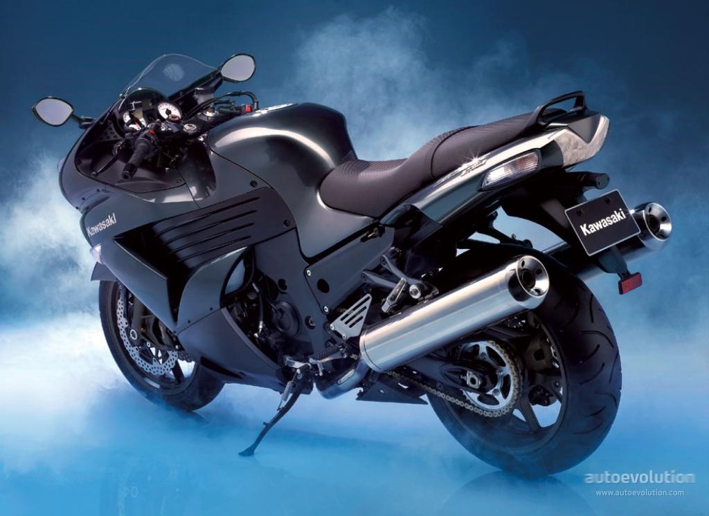 KAWASAKI ZZR 1400/ZX-R 14 specs - 2006, 2007, 2008, 2009 ...