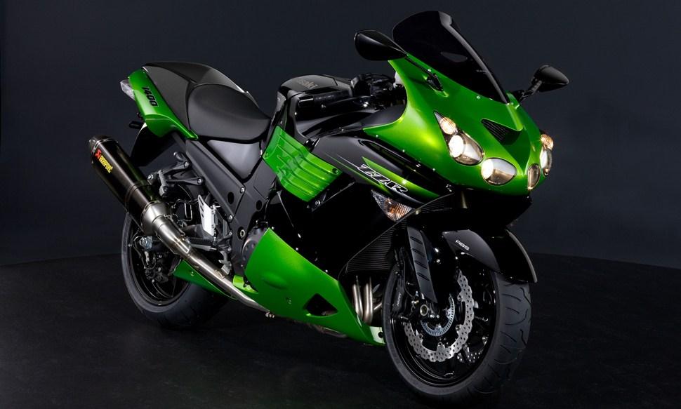 Kawasaki Z Top Speed