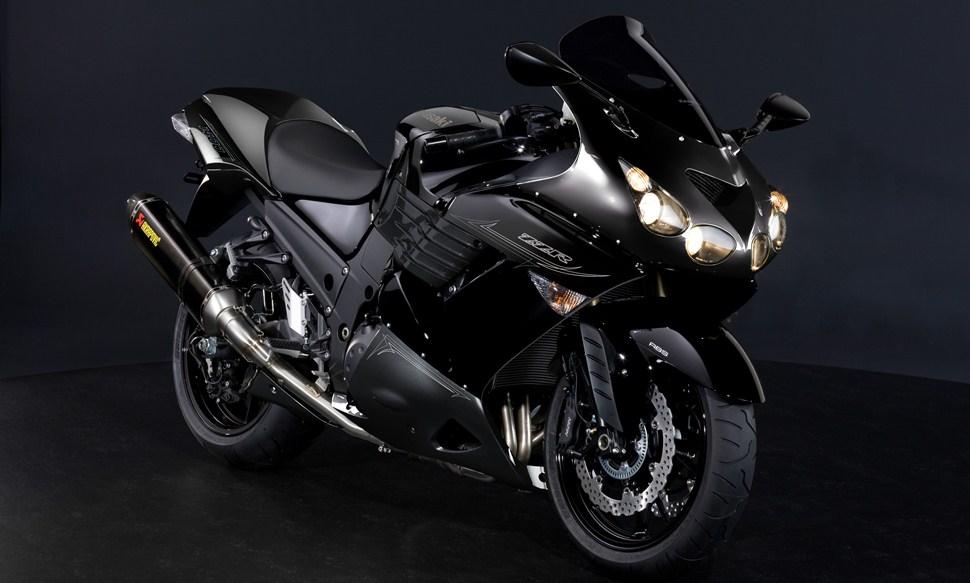 Kawasaki Zperformance Specs