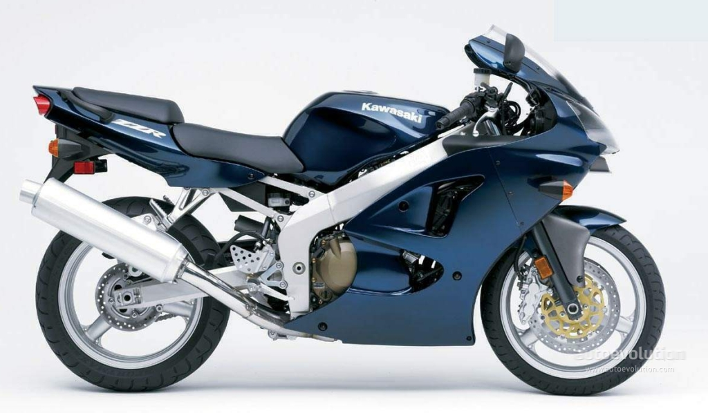 moto kawasaki 600 cm3