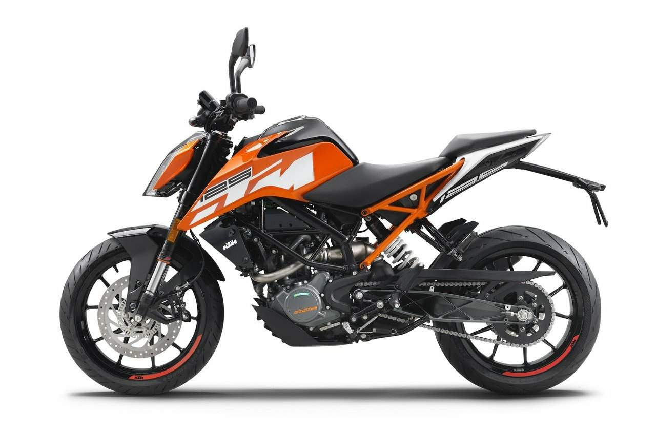 ktm 125 duke specs 2017 2018 autoevolution. Black Bedroom Furniture Sets. Home Design Ideas