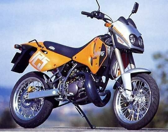 ktm 125 sting specs - 1997, 1998, 1999 - autoevolution