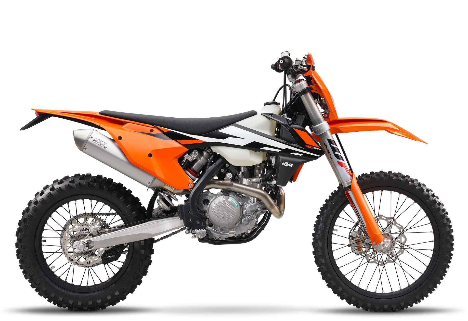 ktm 450 exc f 2017 autoevolution. Black Bedroom Furniture Sets. Home Design Ideas