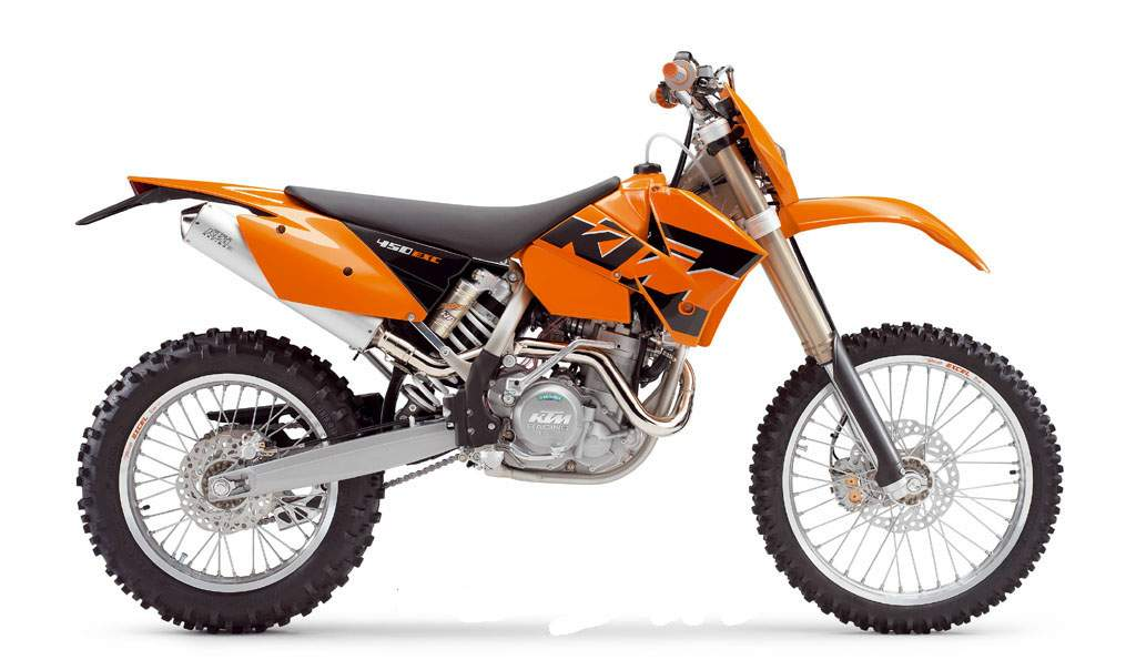 ktm 450 exc racing specs 2005 2006 2007 2008 2009. Black Bedroom Furniture Sets. Home Design Ideas