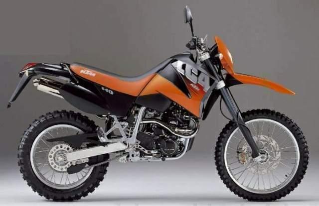 Ktm 660 Smc Specs - 2003  2004  2005  2006