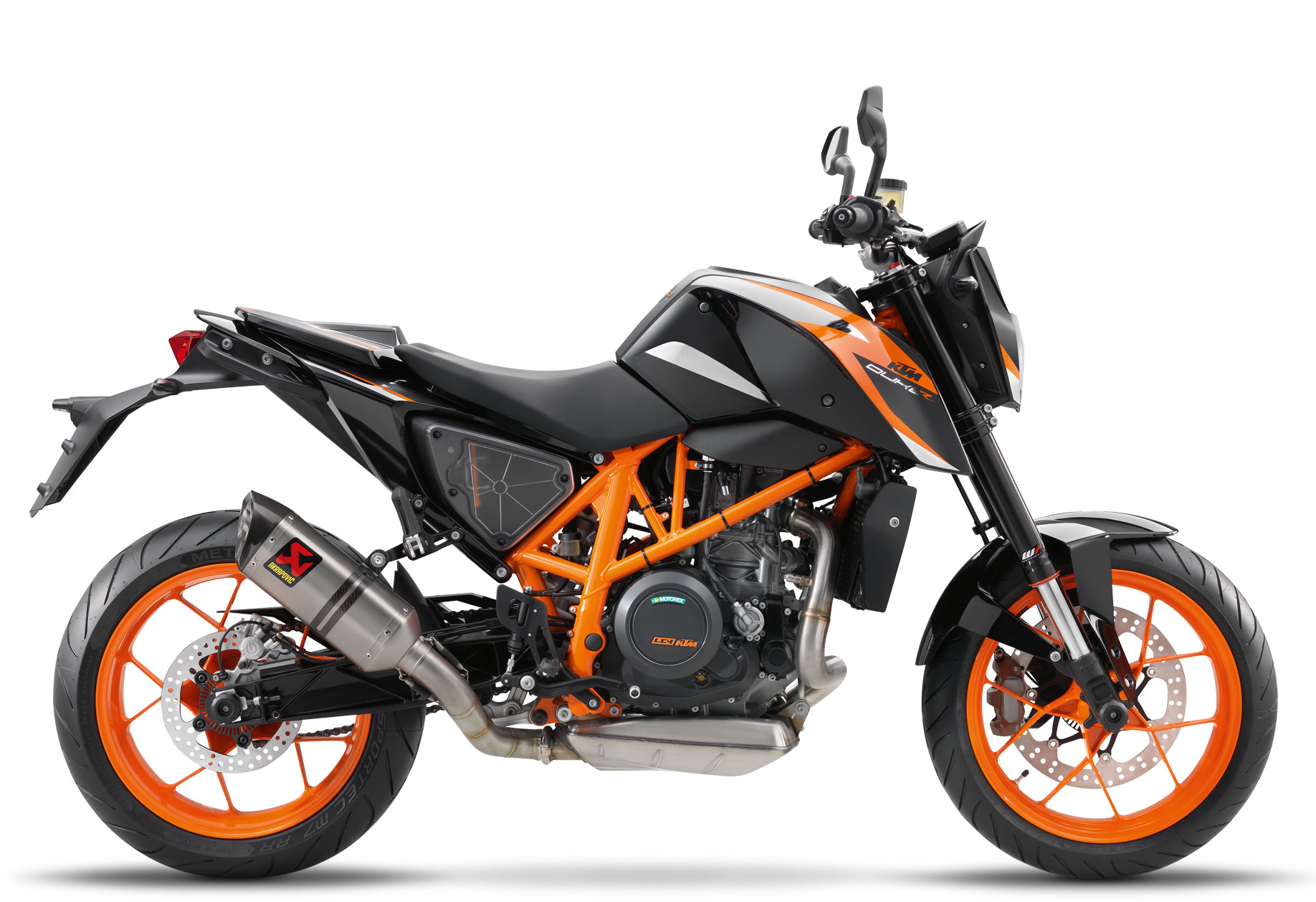 ktm 690 duke r specs 2016 2017 2018 2019 autoevolution. Black Bedroom Furniture Sets. Home Design Ideas