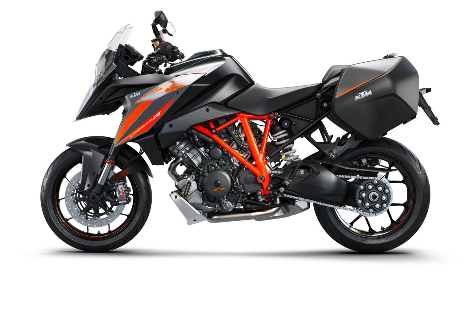 ktm super duke 1290 gt specs 2018 autoevolution. Black Bedroom Furniture Sets. Home Design Ideas