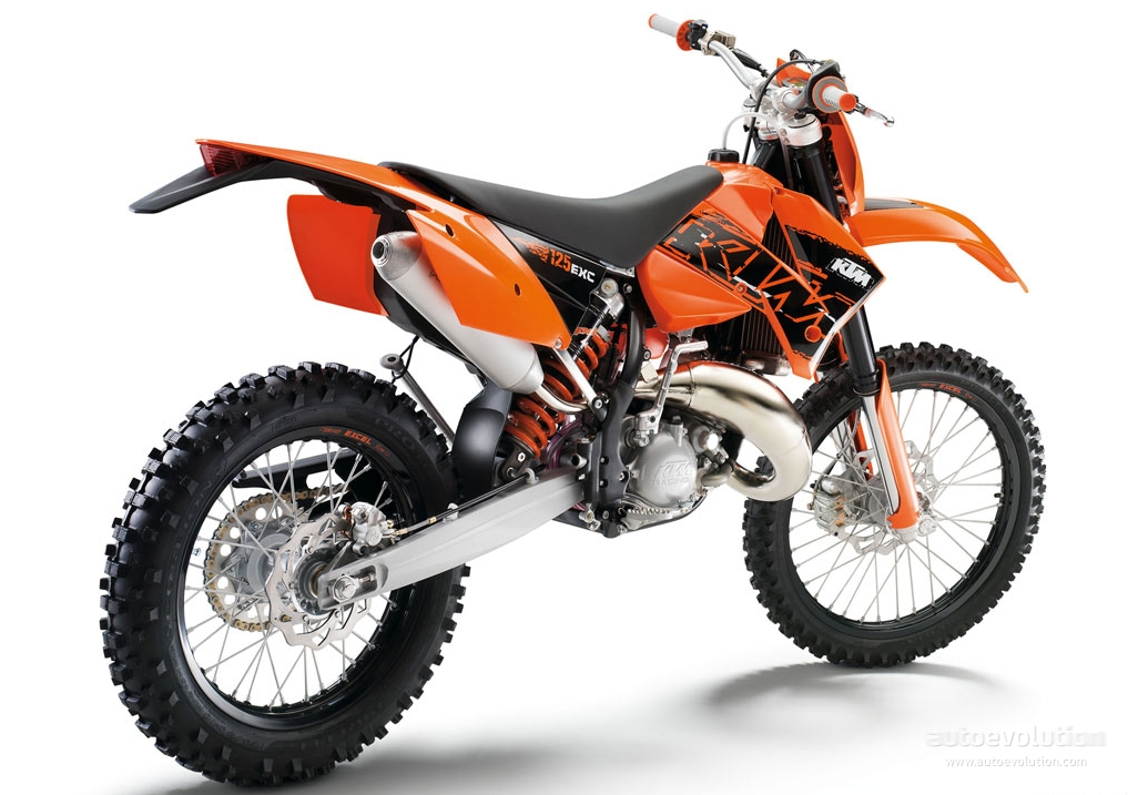 125 exc 2003