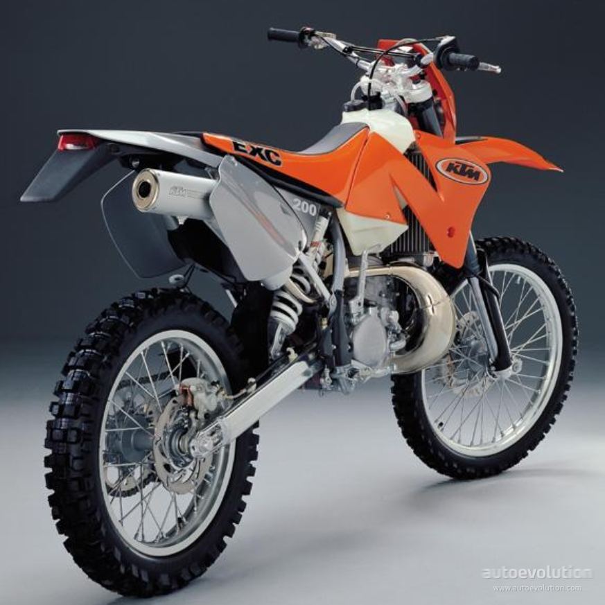 Terrific Ktm 200 Exc Specs 2005 2006 2007 2008 2009 2010 2011 Gmtry Best Dining Table And Chair Ideas Images Gmtryco