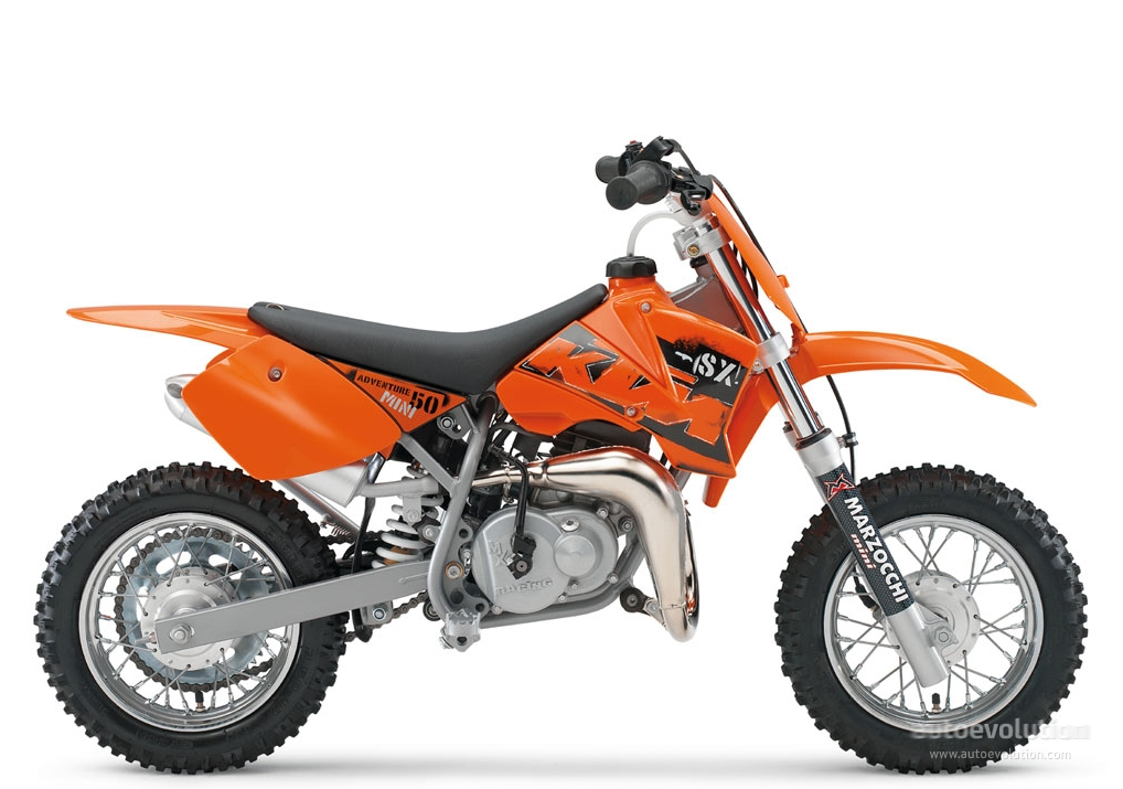 ktm 50 mini adventure specs - 2006, 2007 - autoevolution