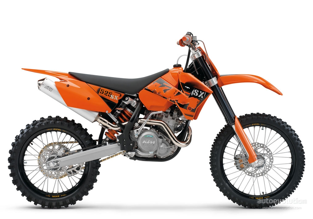 Ktm Sx Specificaations