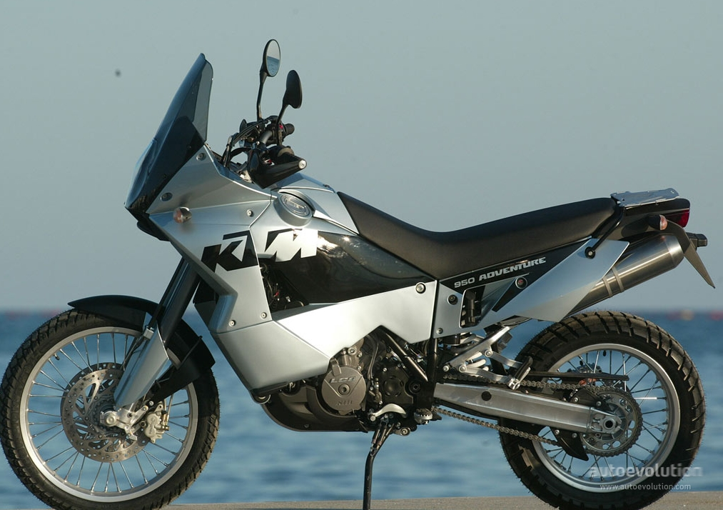 ktm 950 adventure s specs - 2003, 2004, 2005, 2006, 2007, 2008